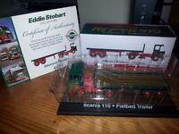 Eddie Stobart Atkinson Borderer Flatbed model