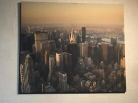 Beautifully New York canvas