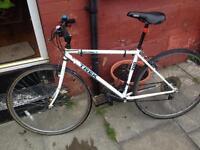 Road bike 21 gears , hybrid bike