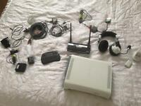 Xbox 360 HDD & Emish X800 Android Tv Box & Wireless Keyboard & Headphones & others