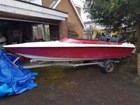 16ft speedboat