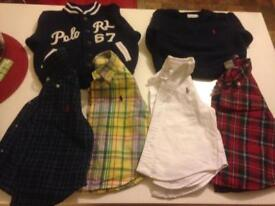 9months boys Ralph Lauren bundle