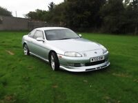 LEXUS/TOYOTA SOARER 2.5 TWIN TURBO AUTO, 1994, 7 MONTHS M.O.T, SUPERB CONDITION