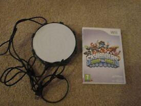Skylanders Swap Force portal & disk for Wii