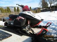 QUAD SKIDOO DOUBLE TILT TRAILER*