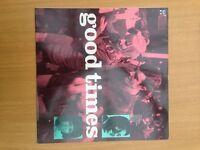 Good Times - Kent Records soul sampler, original vinyl LP, vgc, £25