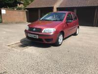 2003 Fiat Punto 1.2~SERVICE HISTORY~GOOD RUNNER~READY TO DRIVE AWAY