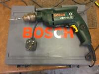 BOSCH CSB Hammer drill with Variable speed