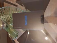 BRAND NEW SAMSUNG GALAXY NOTE 8 MIDNIGHT BLACK 64GB O2 NETWORK