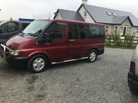Ford Toureno 9 seater mini bus