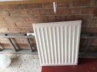 Small used radiator
