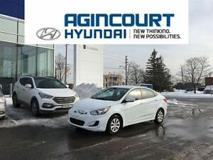 2016 Hyundai Accent GL/HEATED SEATS/BLUETOOTH/ONLY 29921
