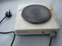 SINGLE ELECTRIC HOT PLATE.