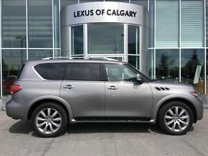 2013 Infiniti QX56 7 Passenger Technology Package