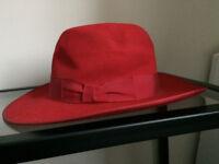 Akubra fur felt hat