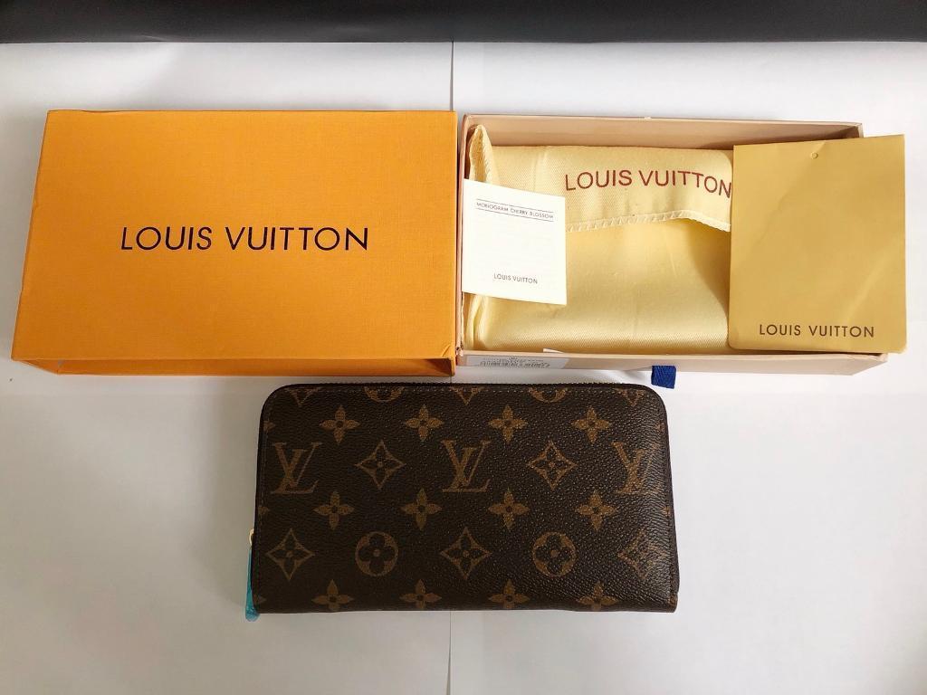 31ff3a51e8df Brand New In Box Louis Vuitton Monogram Cherry Blossom Purse