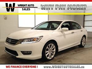 2013 Honda Accord TOURING| LEATHER| NAVIGATION| SUNROOF| 87,157K