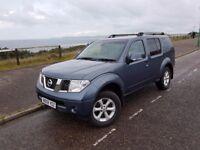 2008 Nissan Pathfinder sport 2.5 dCi MANUAL DIESEL 4x4 -BARGAIN