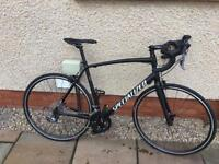 Specialized Allez Road Bike 2014 like new
