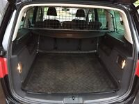 A Dog Guard and Boot Liner for VW Sharan or Seat Alhambra (2010 onwards)