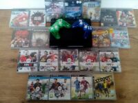 super slim ps3 and games