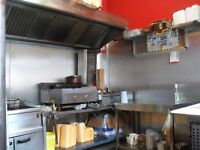 HOT FOOD TAKE AWAY, Pizza shop for sale in Brighouse ( PRICED FOR QUICK SALE)