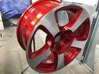 Alloy wheel repair Manchester