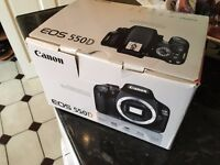 Digital Camera Canon 550D w/ Tamron lense 17-50 in excellent condition