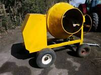 Rob Roy cement mixer