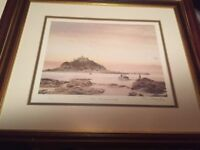 3 x Alan Ingham Limited Editions Framed prints