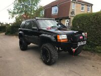 Jeep Grand Cherokee (swaps)