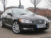 2008 Jaguar XF Luxury V6 2.7 TD Auto *low mileage*