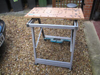 Work Bench by Wolfcraft - with Instructions