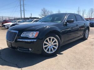 2013 Chrysler 300 Touring LEATHER PANORAMA ROOF CHROME WHEELS