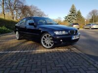 BMW 320D M-PACK IN PERFECT CONDITION