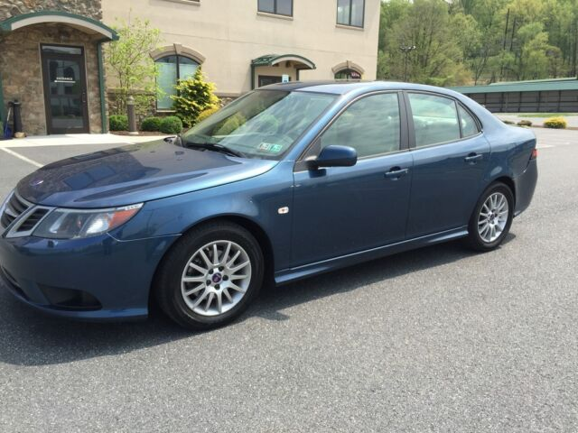 2008 Saab 9-3 93 Loaded Runs Excellent Non Smoker A/C CD Leather Automatic