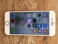 Apple IPhone 7 rose gold 32GB EE