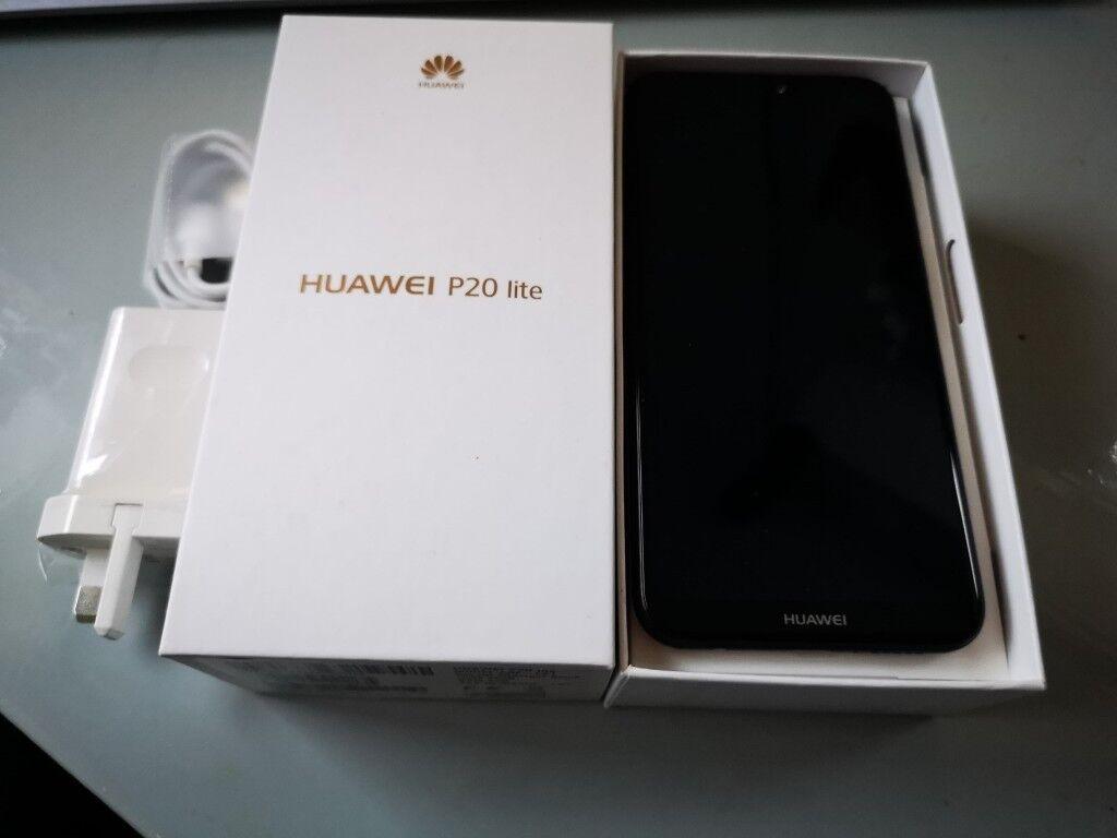 Huawei P20 LITE black | in Norwich, Norfolk | Gumtree