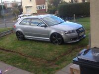 Audi A 3 S/LINE 3.2v6 Quatro dsg