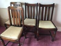 Wooden Chairs - COLLECTED