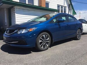 2014 Honda Civic Berline EX 62$/sem