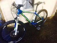 Giant Talon 27.5 medium men's hard tail mountain bike
