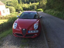 Alfa Mito 1.4. Turbo 155 bhp px pickup