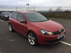 2010 Volkswagen Golf Tdi fsh fully loaded bargain swap or px (Leon a4 Passat Jetta BMW Honda A3 X5)