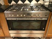 5 hub cooker and oven for sale full working order