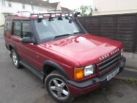 land rover td 5