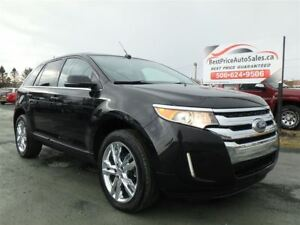 2013 Ford Edge LIMITED! AWD! GORGEOUS!