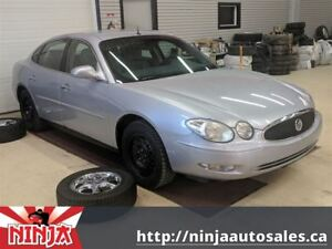 2005 Buick Allure CX-Safetied With 2 Sets Of Mounted Tires