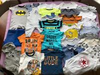 Baby boys bundle of 3-6 month clothes