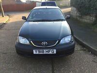 Toyota Avensis Vermont for sale £ 695